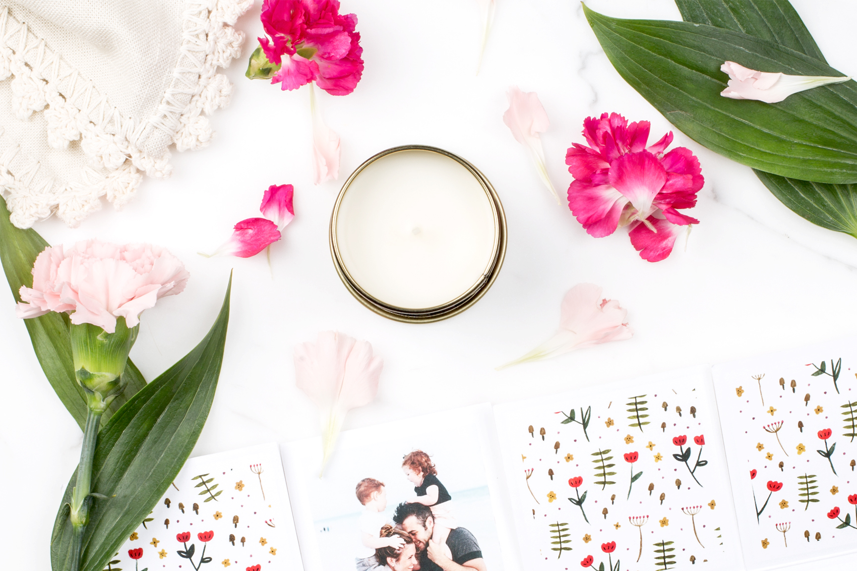4 coconut milk mango candle