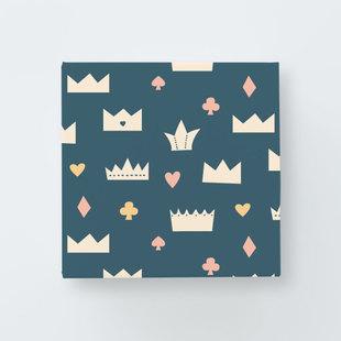 1 crowns all around