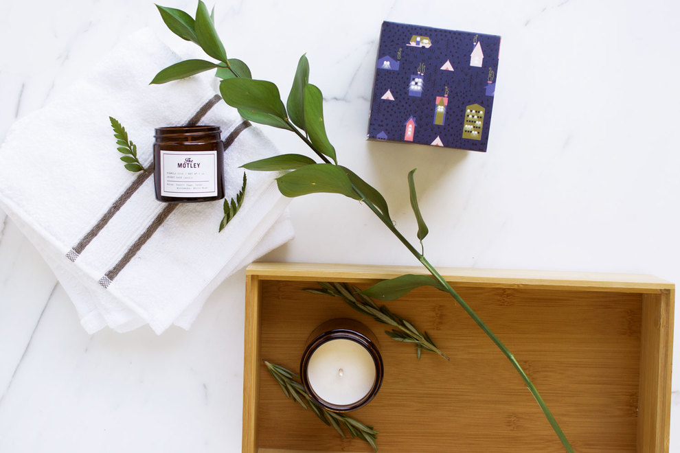 4desert soy candle