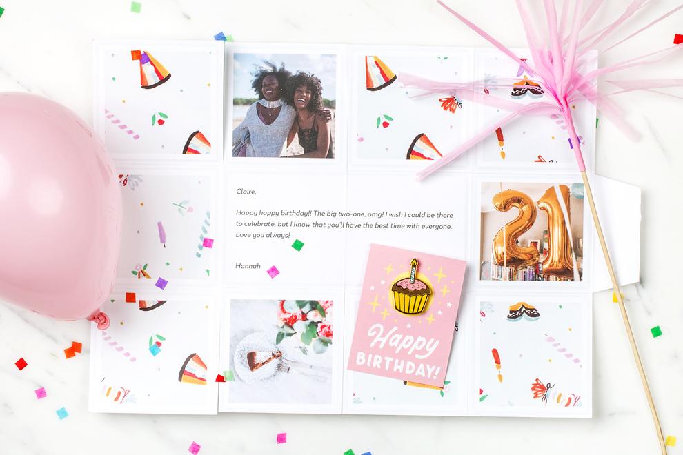 156   birthday cupcake pin   detail add3