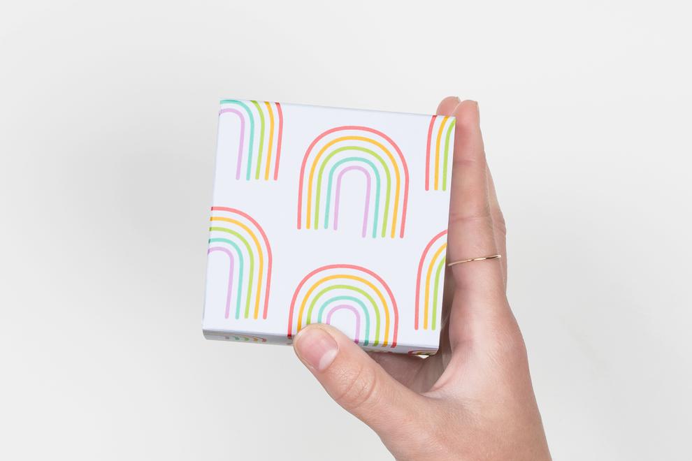127   rainbow print   detail main